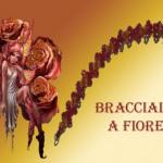 Bracciale a fiore